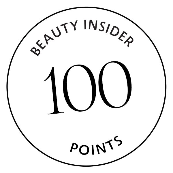 500 Beauty Insider Point Rewards
